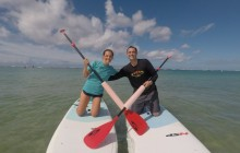 Private Stand Up Paddle Boarding Lesson and Tour
