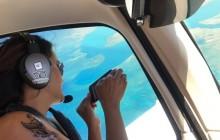 Pearl Harbor And Molokai Flight from Maui