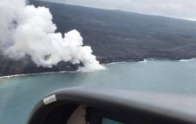 Big Island Volcano Flight from Maui