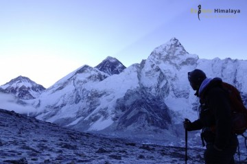 A picture of Everest Base Camp Trek (15 Days)