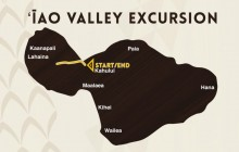 Private: Iao Valley Excursion