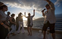 Island Rhythms Sunset Cocktail Cruise from Ma'alaea