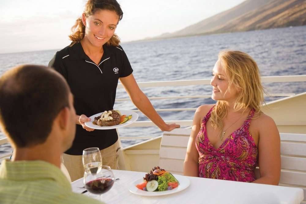 Dinner Cruise from Lahaina - Premium Seating