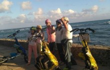 Scenic Beaches and Sunset Trikke Tour
