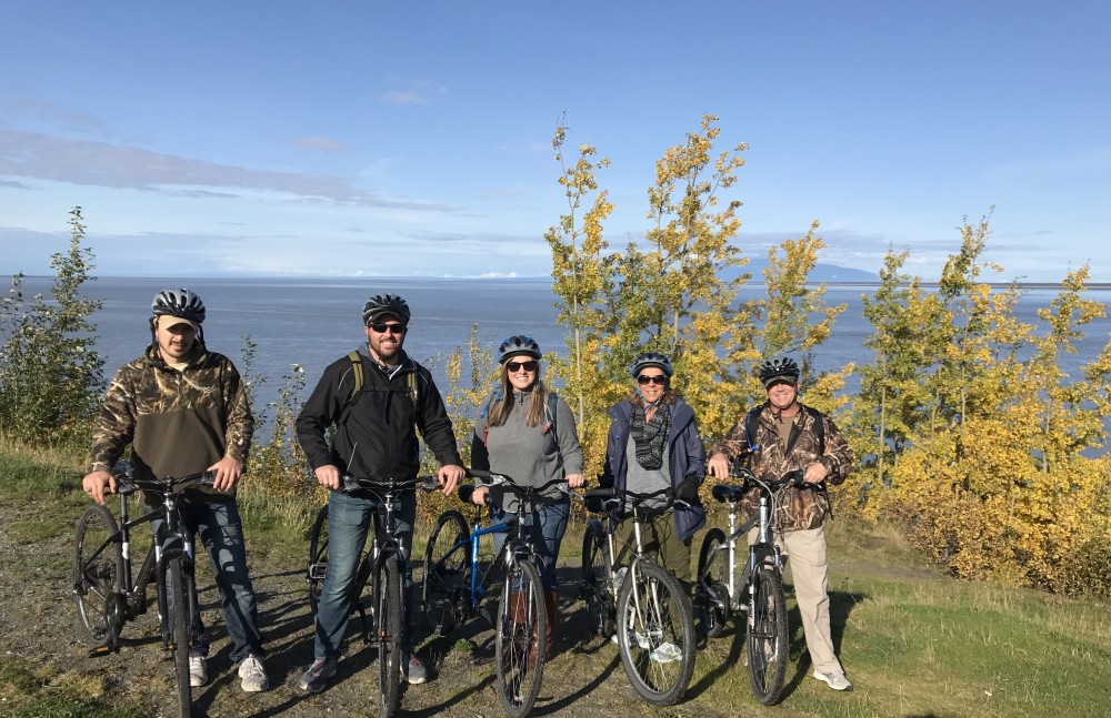 Anchorage Bike and Brew Beer Tour