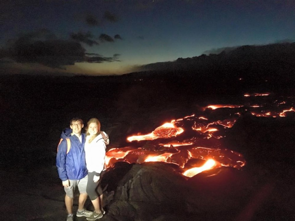 Lava Expedition from Hilo