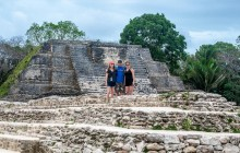 Private Altun Ha and Cave Tubing