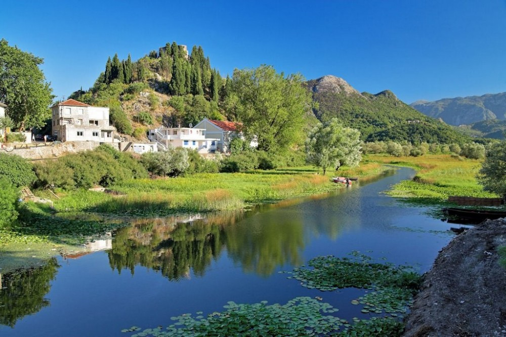 Private: Skadar Lake Montenegro Day Tour