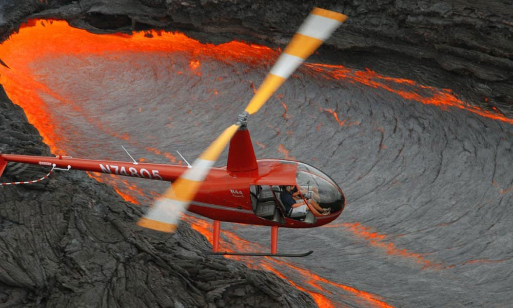 Big Island VIP Helicopter Adventure