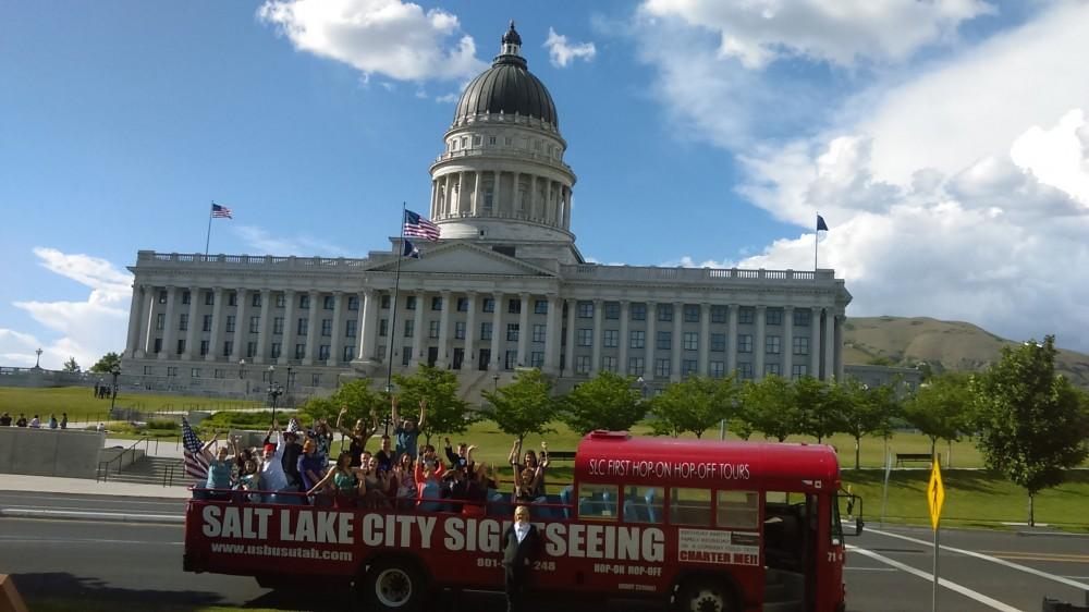 Hop On Hop Off Salt Lake City Tour