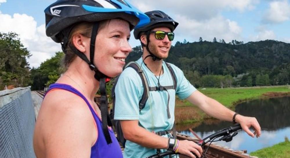 A Taste Of The Twin Coast Mountain Bike Trail