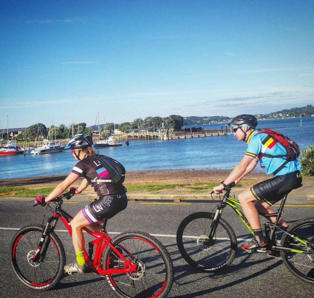 The Full Twin Coast Mountain Bike Trail