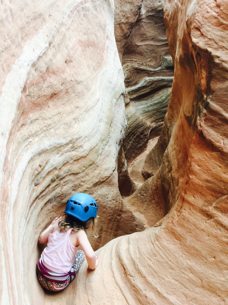 Zion Canyoning: Half Day Slot Canyon Day Trip