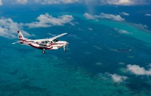 Private: Blue Hole Fly Over From San Pedro (SPR)
