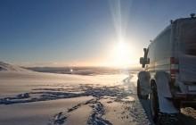 Golden Circle and Glacier Super Jeep Tour