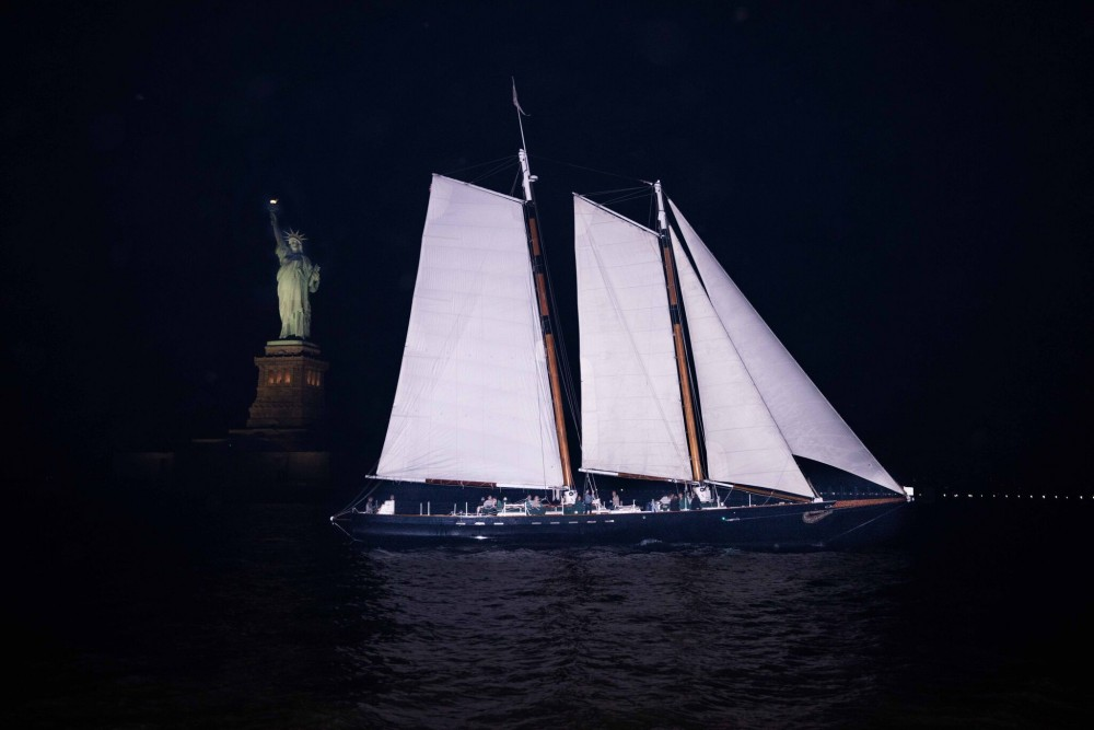 City Lights Sail On America 2.0