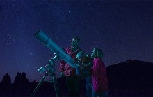 Private VIP Astronomy Tour on Mount Teide