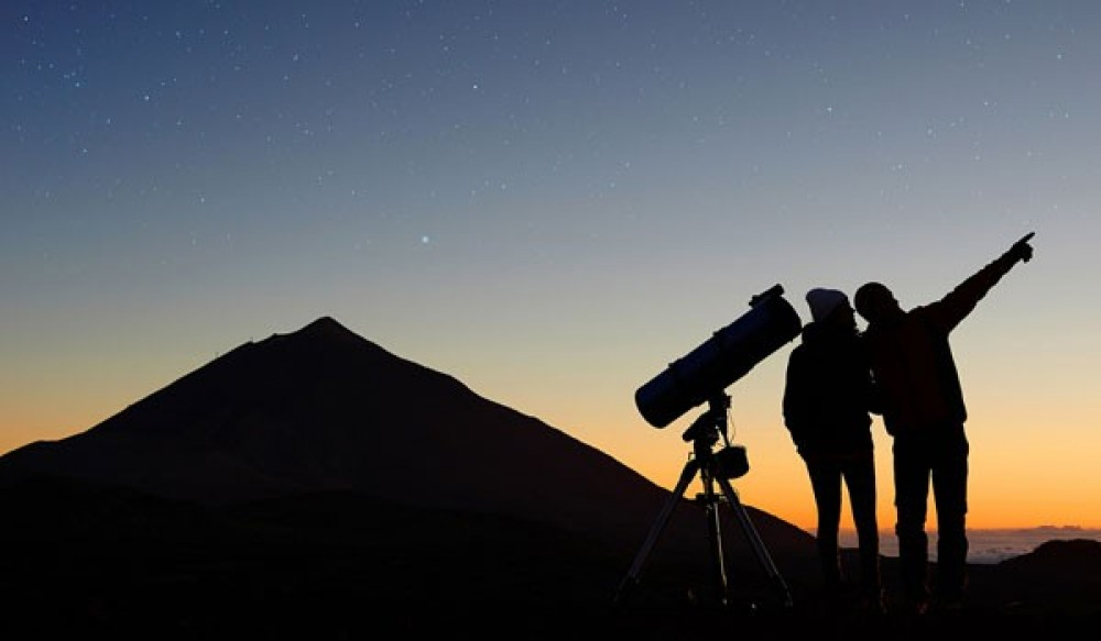 Sunset & Stars + Dinner on Mount Teide