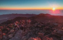 Sunset Tour of Mount Teide + Cable Car