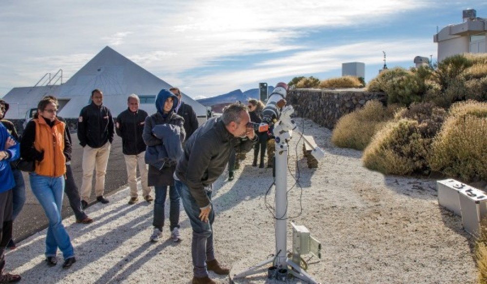 Private VIP Teide Tour + Observatory