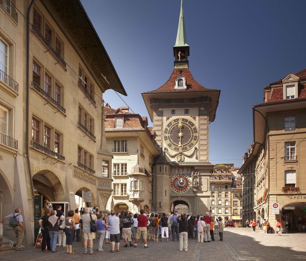 Bern - Capital & Countryside Tour From Lucerne