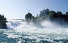 Rhine Falls – Europe`s Biggest Waterfall