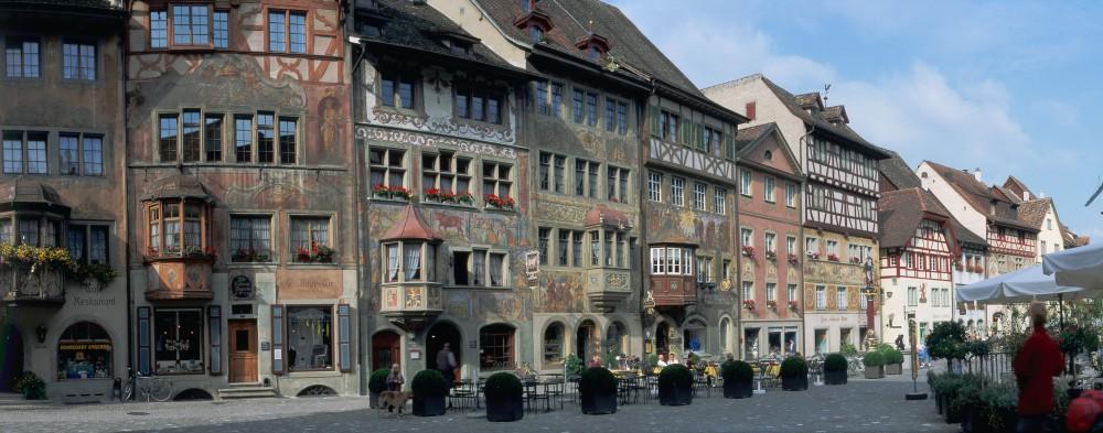 Package 1: Zurich City Tour & Rhine Falls