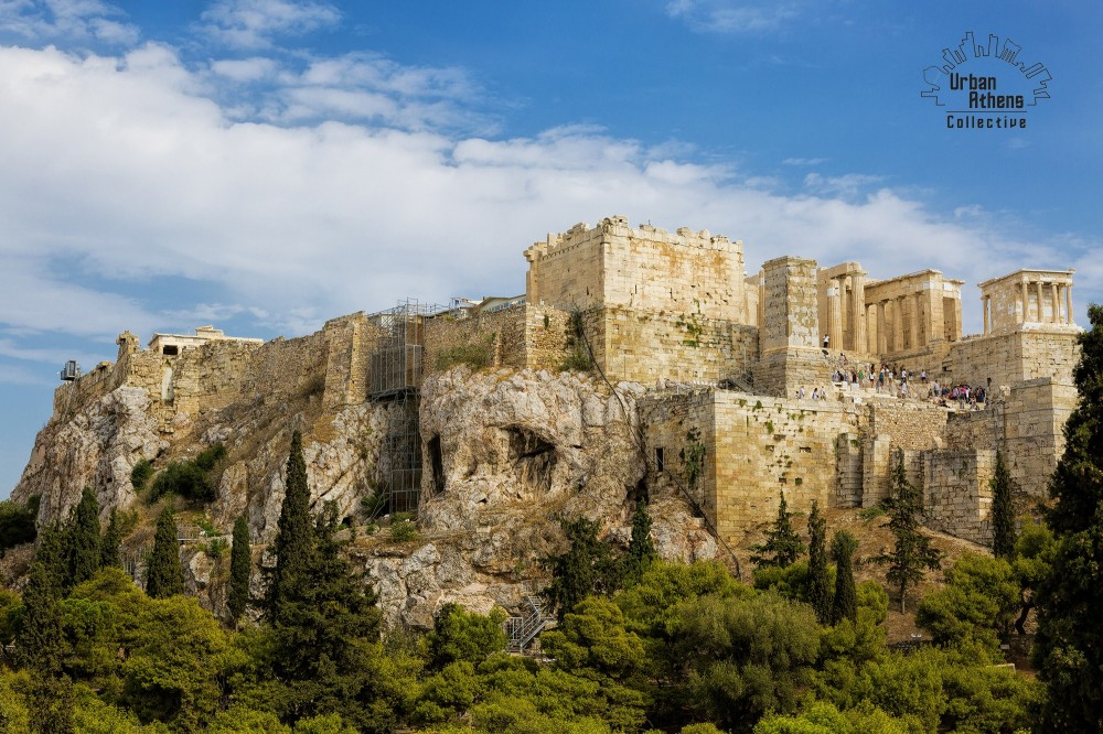 Acropolis and the secret caves