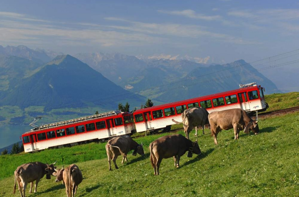 Rigi Queen of the Mountains