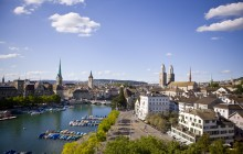 Zurich Tour With Cruise & Chocolate