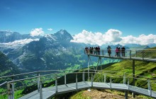 Grindelwald Mount First - Adventure Tour