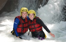 Canyoning in Interlaken from Zurich