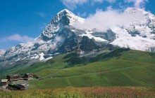 Kleine Scheidegg - Center Of The Alps From Zurich