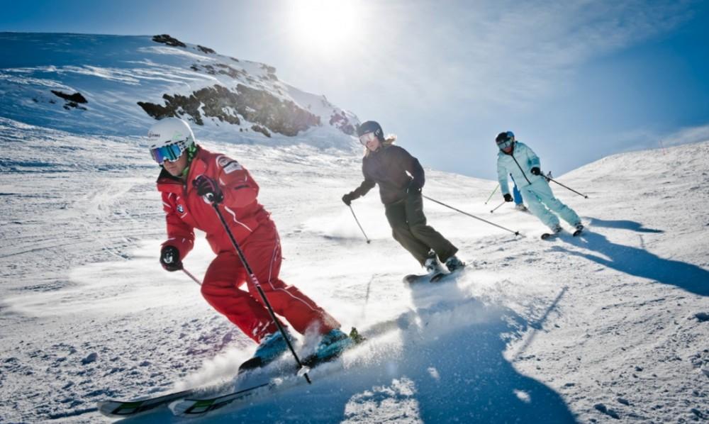 Swiss Ski Experience from Zurich