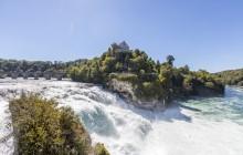 Zurich & Rhine Falls from Lucerne