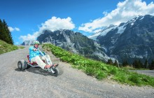 Grindelwald Mount First - Top Adventure From Lucerne