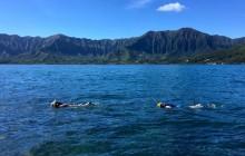 Holokai Kayak & Snorkel Adventure