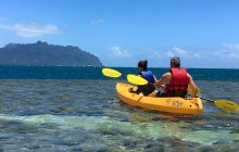 Self Guided Kayak and Snorkel Discovery