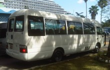 Private Blue Water Beach Club Shuttle