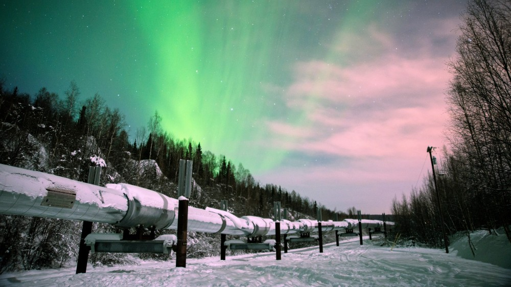 Fairbanks Aurora Borealis Tour