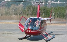 Helicopter Flightseeing with Glacier Landing