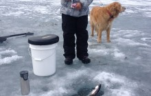 Anchorage Ice Fishing