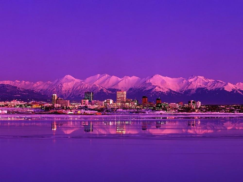 Scenic Anchorage City Tour