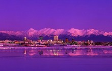 Scenic Anchorage City Tour