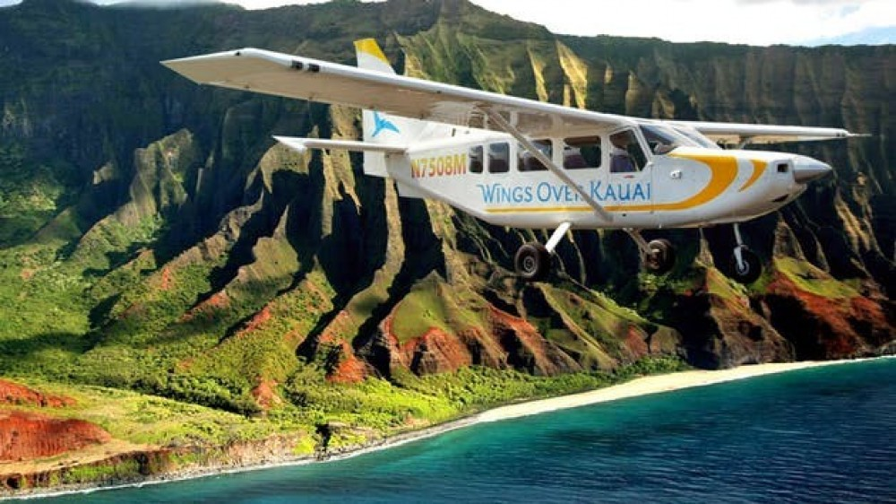 Grand Deluxe Kauai Airplane Tour