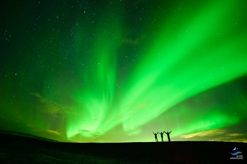 Magical Aurora Borealis