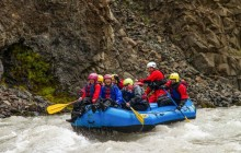Wonderful West Whitewater Rafting