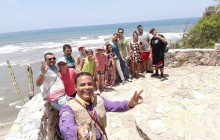 Copalita Archaeological Site and Historian Tour
