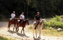Horseback Riding To South Sierra Madre Hot Springs