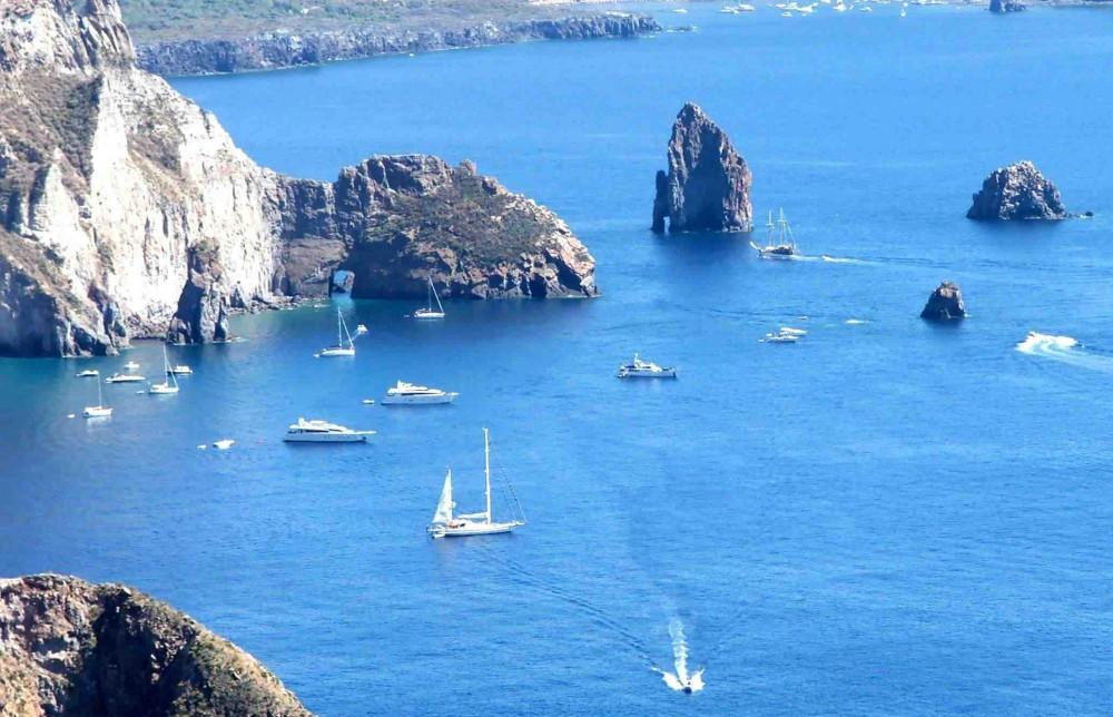 Aeolian Island Cruise to Lipari + Vulcano